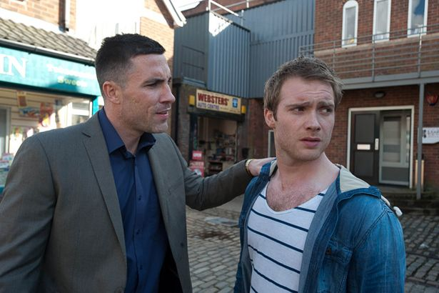 Greg Wood returns as Rick in Coronation Street