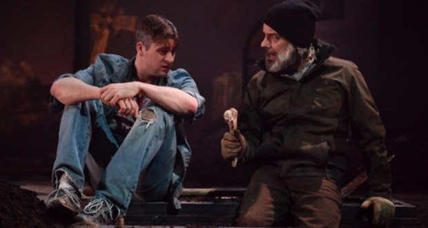 Liam Heslin has recently completed a hugely successful run of 'A Skull in Connemara' at Oldham Coliseum – Liam played Mairtin to four star reviews
